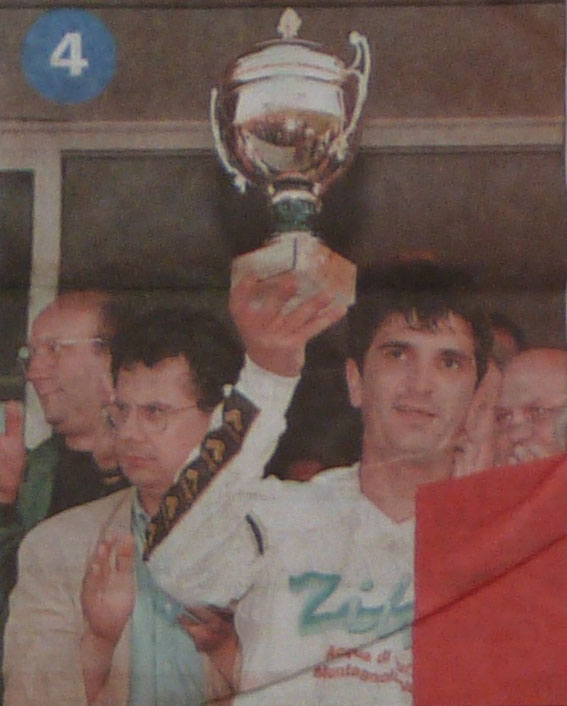 René NAVARRO reçoit le trophée France 3
