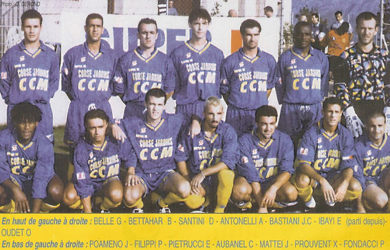 Guide du Foot Corse (1997/1997)