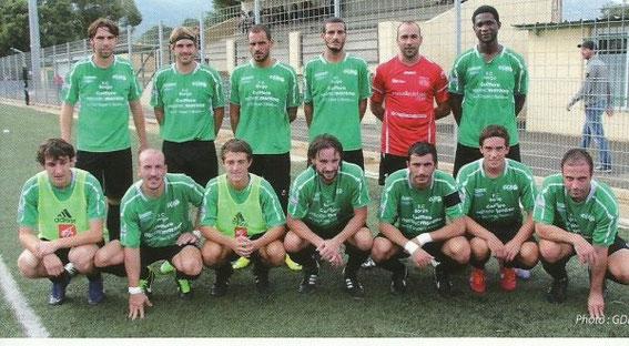 Un mauvais départ a couté cher au FC Borgo ....