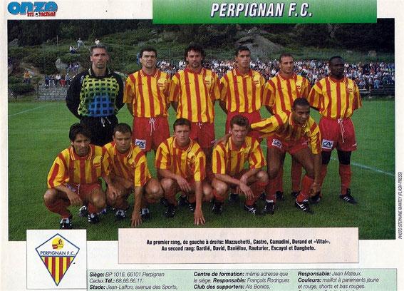 PERPIGNAN 95/96