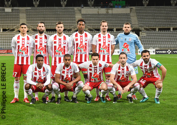 ACA au Paris FC (Photo Philippe Le Brech)