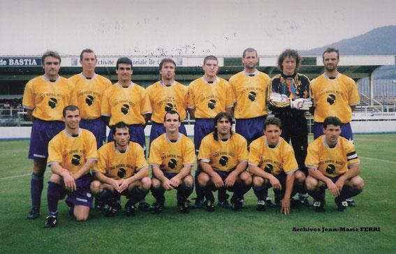 L'Equipe de Cervione-Moriani