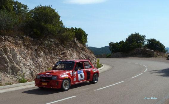 Tour de Corse Historique 2014 avec Etienne Patrone