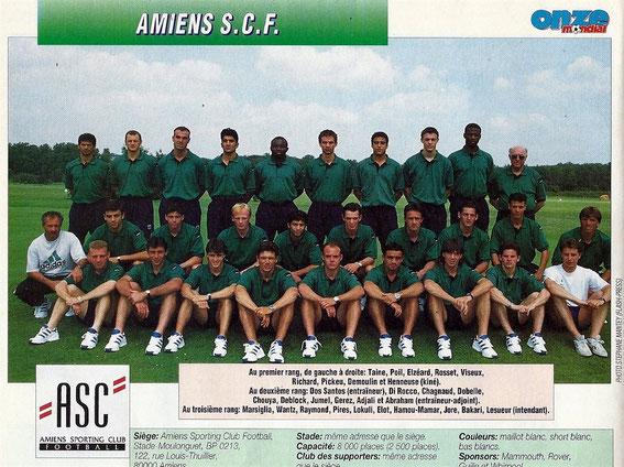 AMIENS 95/96