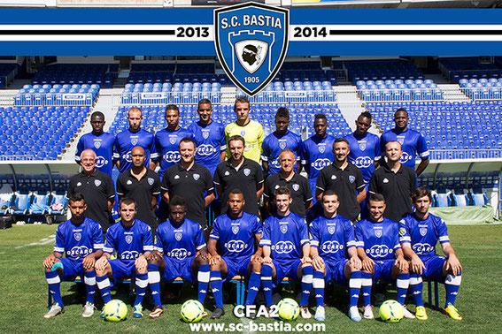 Site Off SC Bastia