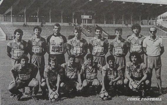 GFCA Division d'Honneur (Photo Corse Matin)