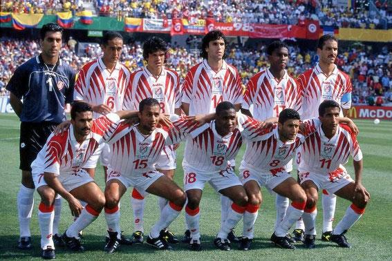 TUNISIE 98