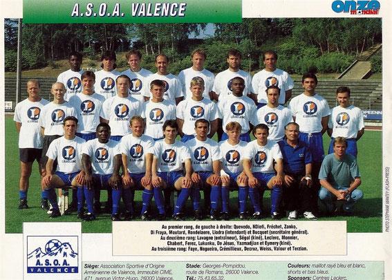VALENCE 95-96