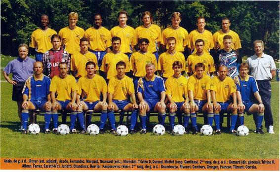 GUEUGNON 96-97