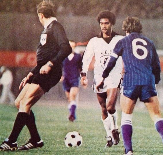 Simei IHILY face à DARRASSELIA (Photo France Football)