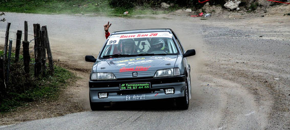 Le Nebbiu 2018 , le dernier Rallye au volant avec Lionel Moussier ...à suivre ?