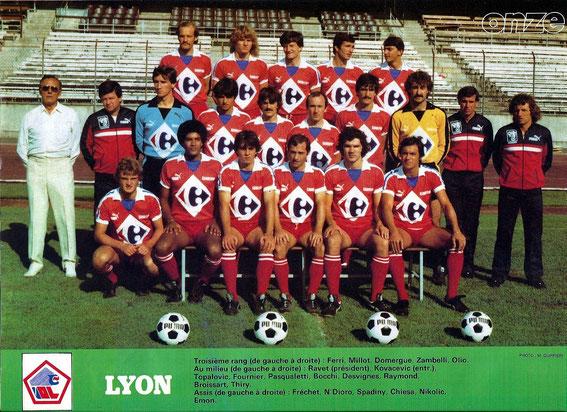 LYON 82-83