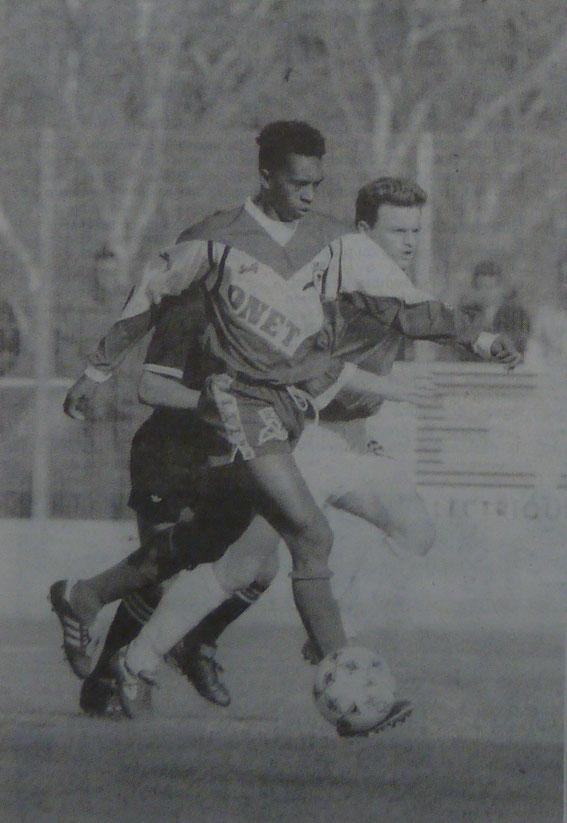 Morlaye Soumah, le meilleur à Aix