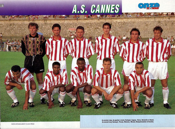 CANNES 95-96