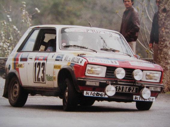 Tour de Corse 82 avec R Bianchi