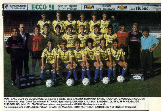 GUEUGNON 88-89