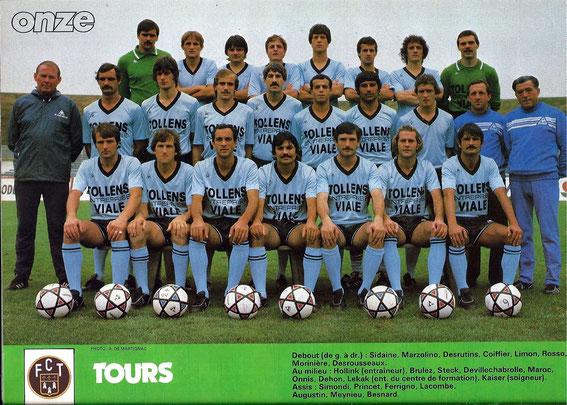 TOURS 81-82