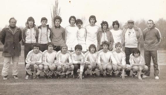 Cadets Corses 78/79
