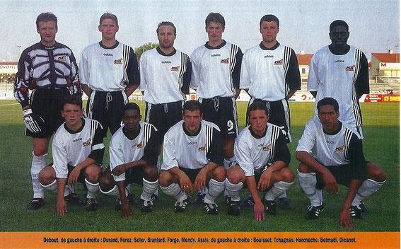 MARTIGUES 96/97