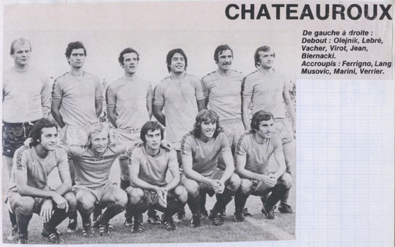 CHATEAUROUX 76-77
