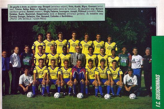 GUEUGNON 92-93