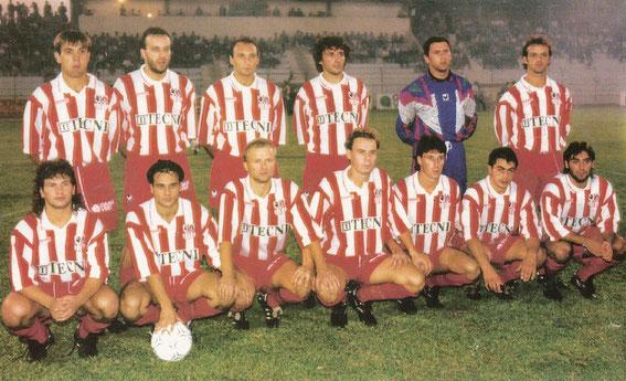 ACA Saison 1994-1995  CFA 2