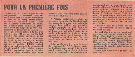 Documents France Football