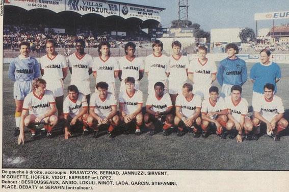 NIMES 87-88