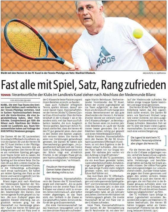 Quelle: Verlag: DIE RHEINPFALZ Publikation: Westricher Rundschau Ausgabe: Nr.156 Datum: Dienstag, den 09. Juli 2013 Seite: Nr.17