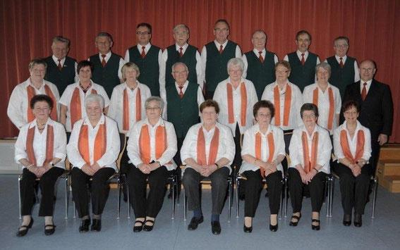 Der Gemischte Chor Ernsthausen will größer werden und wirbt um Nachwuchssänger.
