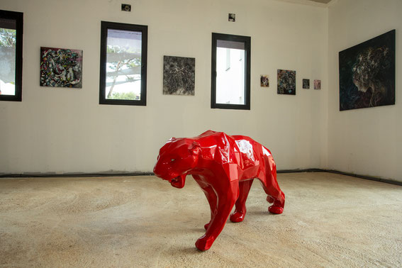 Matt.B & Richard Orlinsky @ Le Domaine des Artistes