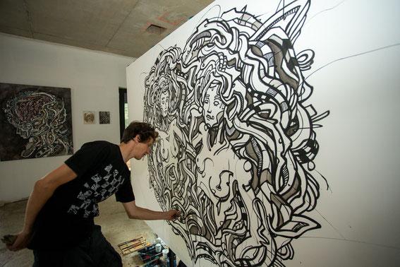 Matt.B @ Le Domaine des Artistes