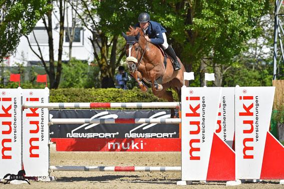 Christoph Obernauer (T) und Magic sichern sich mit Rang vier das beste Österreichische Ergebnis © sIBIL sLEJKO