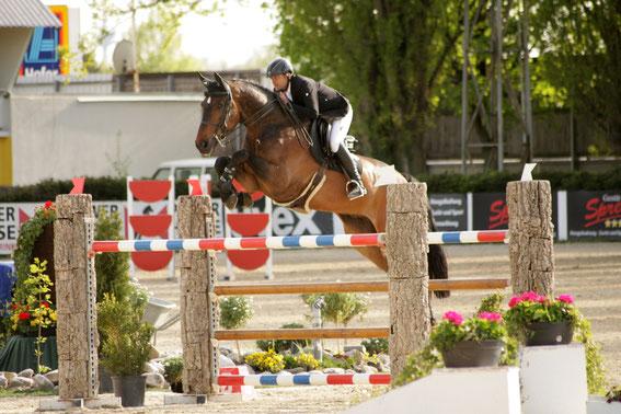 Der österreichische Vizestaatsmeister Roland Englbrecht wird ebenfalls am Start sein © Linzer Pferdefestival