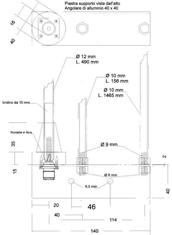 v-u antenna j-pole bibanda