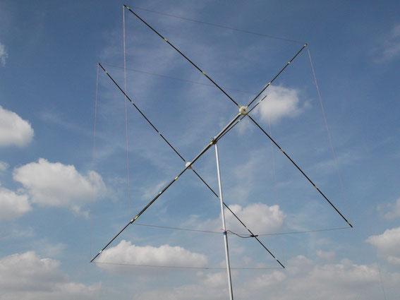 CALCOLATORE Antenne Cubical Quad - Benvenuti su OfficinaHF!