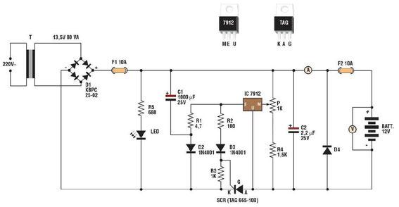 Schema Elettrico Caricabatterie Wireless : Carica batterie benvenuti su officinahf