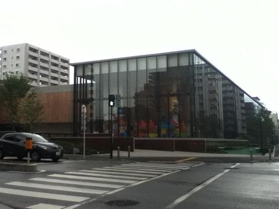 仙台で建設中の謎のアンパンマン施設