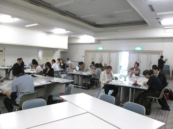 「彩の国NPO・大学ネットワーク 活動報告・交流会2014」
