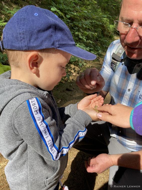 Familien-Erlebnis-Wanderung im Stöffel-Park