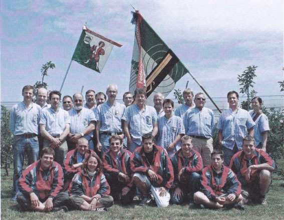 Vereinsfoto FSG Oberneunforn