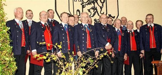 36.  Drei-Franken-Singen - 2016