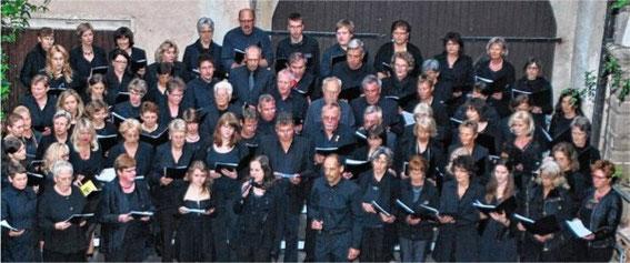 Chor 2015 - Schloss Zeilitzheim