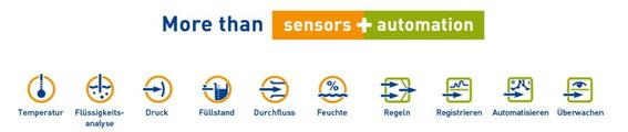 Jumo Sensoren und Automation