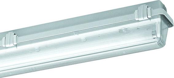 Feuchtraum Wannenleuchte LED