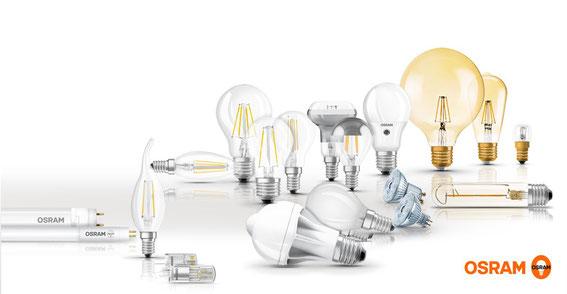 Osram Ledvance LED Lampen Leuchten