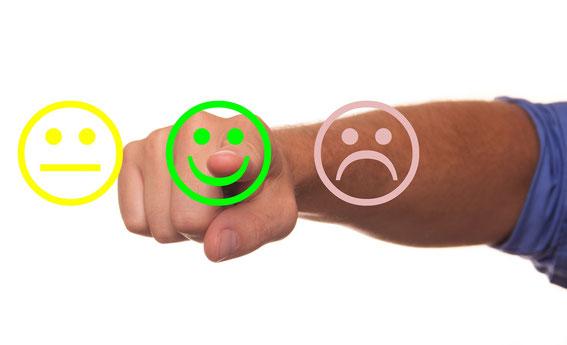 Kundenbefragung zur Kundenzufriedenheit