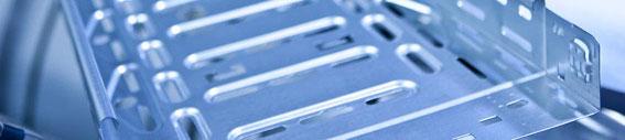 Niedax Kabeltragsysteme Kabelrinnen Gitterrinnen