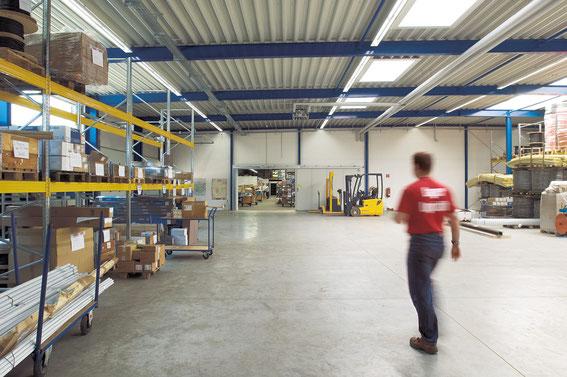 Logistik und Export Elektrogroßhandel Moelle