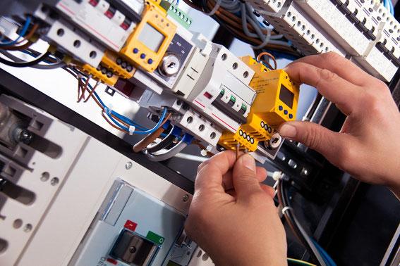 Elektroartikel für den Elektrobedarf